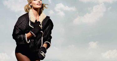 Margot Robbie Chanel