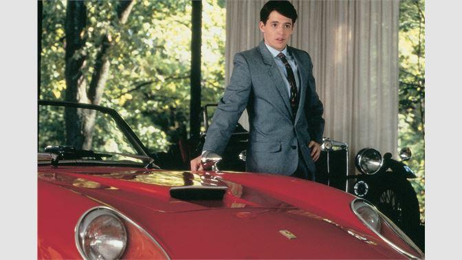 La Folle Journée de Ferris Bueller Ferrari