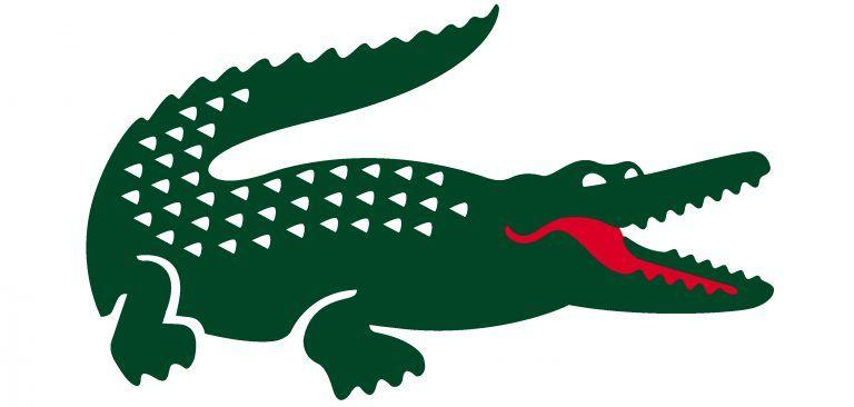 Lacoste crocodile