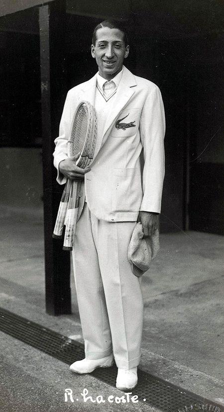 Jean René Lacoste